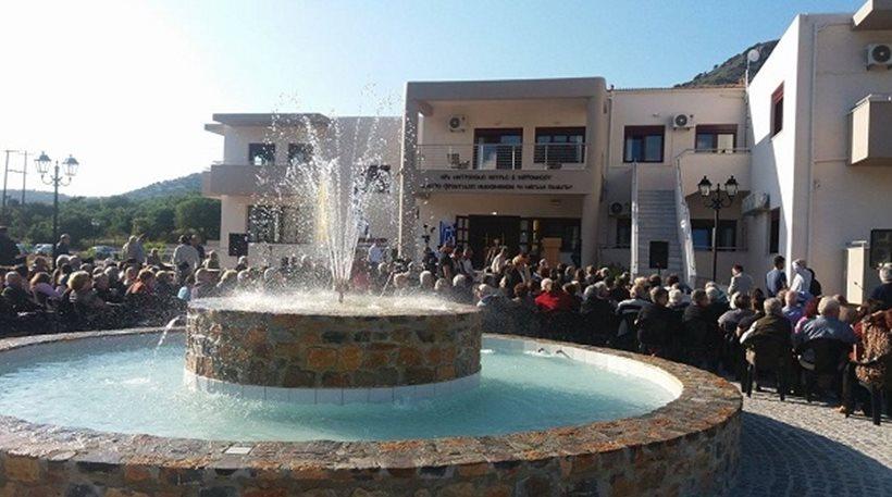 "protothema.gr: Εγκαινιάστηκε το κέντρο φροντίδας ηλικιωμένων ""Μεγάλη Παναγία"", στη Λατσίδα Λασιθίου"